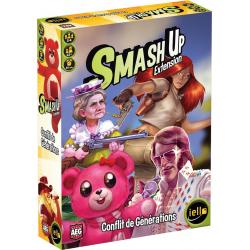 Smash Up - Extension Conflit de Générations