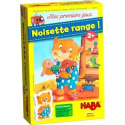 Mes premiers jeux - Noisette range !