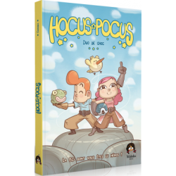 BD dont vous êtes le Héros - Hocus & Pocus duo de choc