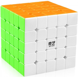 Cube 5*5*5 QiYi QiZheng Stickerless