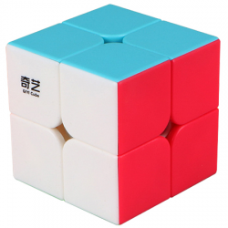 Cube 2*2*2 QiYi QiDi Stickerless