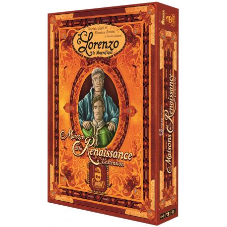 Lorenzo le Magnifique - Extension Maisons de la Renaissance