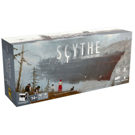 Scythe : extension stratège des cieux