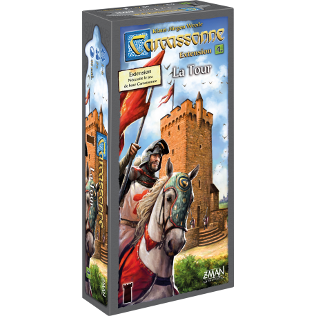 Carcassonne : Extension la Tour