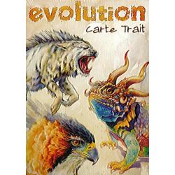 Evolution - Extension : Cartes Trait