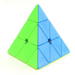 Pyraminx Moyu Yongjun Stickerless