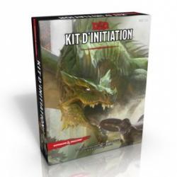 Donjons et Dragons Cinquième édition - kit d'initiation