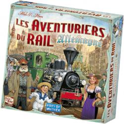 Aventuriers du Rail (Les) : Allemagne