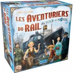 Aventuriers du Rail (Les) : Autour du monde