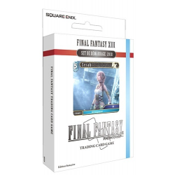 Final Fantasy - Set de démarrage 2018 - Final Fantasy XIII