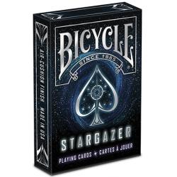 Jeu de 54 cartes bicycle Stargazer