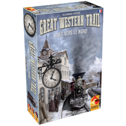 Great Western - Voyage vers le Nord