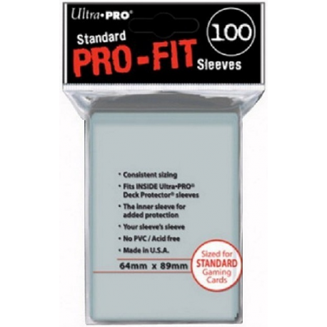 Protège-cartes Ultra Pro Pro-Fit