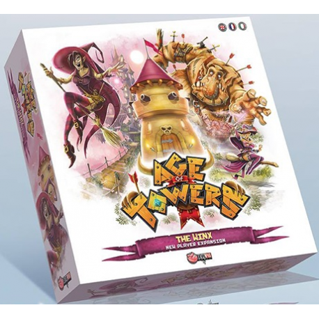 Age of Towers - Extension : Les Winx