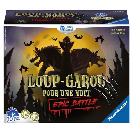 Loup-Garou pour une Nuit - Epic Battle