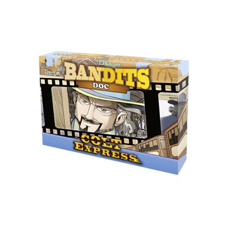 Colt Express Bandits : Doc