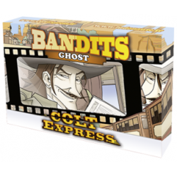 Colt Express Bandits : Ghost