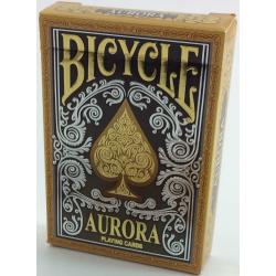 Jeu de 54 cartes bicycle Aurora Premium