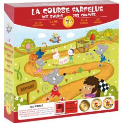 Course farfelue des Souris des Champs (la)
