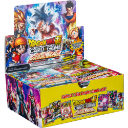Dragon Ball Super - Colossal Warfare - Boîte de 24 boosters