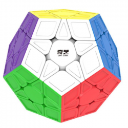 Megaminx QiYi QiHeng S Stickerless