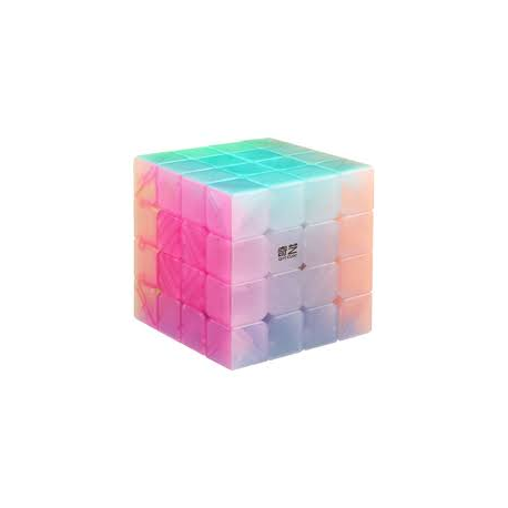 Cube 4*4*4 QiYi QiYuan Jelly Color
