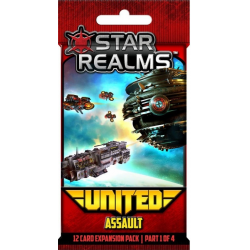 Star Realms : extensions United - Assaut