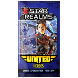 Star Realms : extensions United - Héros