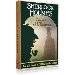 BD dont vous êtes le Héros - Sherlock Holmes : Sur les traces de Jack l'eventreur