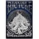 Jeu de 54 cartes bicycle Dragon