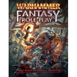 Warhammer Fantasy Roleplay - livre de base