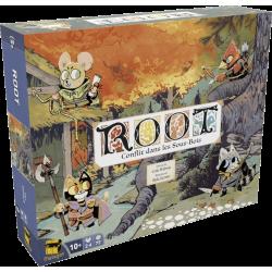 Root - Conflit dans les sous bois (jeu de base + extension)