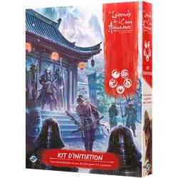 La légende des Cinq Anneaux - Kit d'initiation