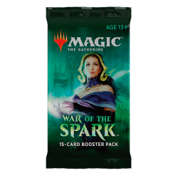 Magic - Booster La guerre des Planeswalker