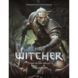 The Witcher - le jeu de Rôle officiel