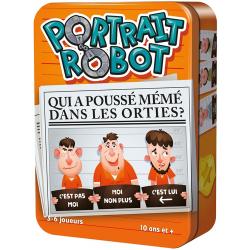 Portrait robot