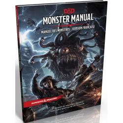 Donjons et Dragons Cinquième édition - Manuel des Monstres