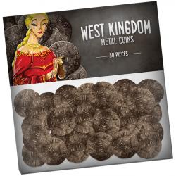 Royaumes de l'Ouest - Set de pièces Métal