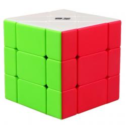 Fisher Cube QiYi Stickerless