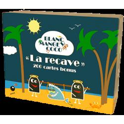 Blanc Manger Coco : Extension La Recave