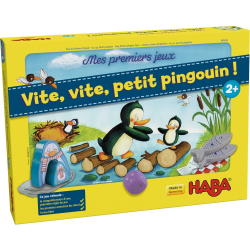 Mes Premiers Jeux - Vite, vite, petit Pingouin !