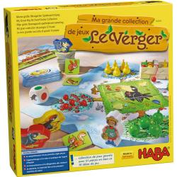 Ma grande Collection de jeux - Le Verger