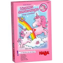 Licornes dans les Nuages - Bingo Scintillant