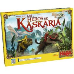 Héros de Kaskaria (les)