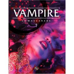 Vampire V5 La Mascarade - Livre de base
