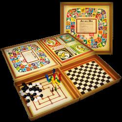 Coffret 8 jeux standard