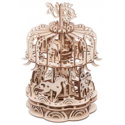 Puzzle Mr Playwood - Petit Carrousel