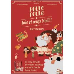 Poule Poule - Extension Joie et œufs de Noël