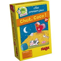 Mes premiers jeux - Chut, Coco