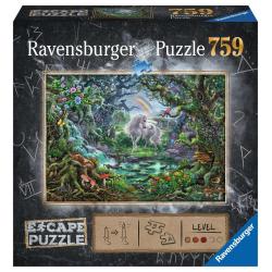 Escape Puzzle - Licorne